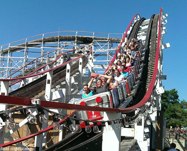 Thunderbolt Kennywood