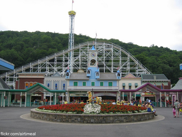 Wildcat lake compounce